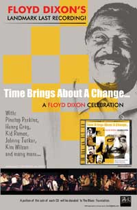Time Brings About a Change - Floyd Dixon