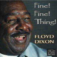 Fine Fine Thing CD Label